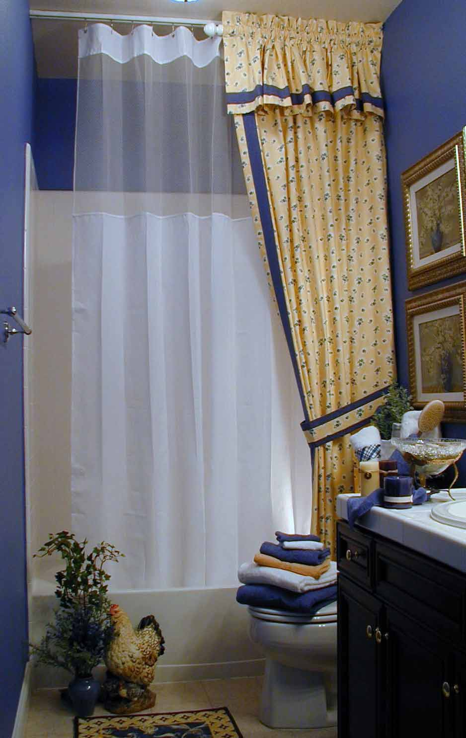 Shower Rods Straight Ceiling Shower Curtain Rod
